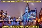 Capodanno 2016 a Barcellona Pacchetto Volo diretto da Cagliari Hotel Escursioni dal 29 al 1° Gennaio 2016 da 630 €