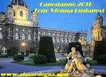 Capodanno 2016 Tour Vienna & Budapest dal 29 Dicembre al 3 Gennaio 2016 partenza da Alghero da 1050 €